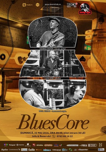 bluescore doors club constanta 22 mai 2016
