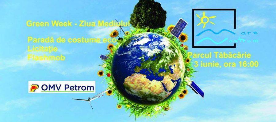 eveniment 3 iunie ziua mediului