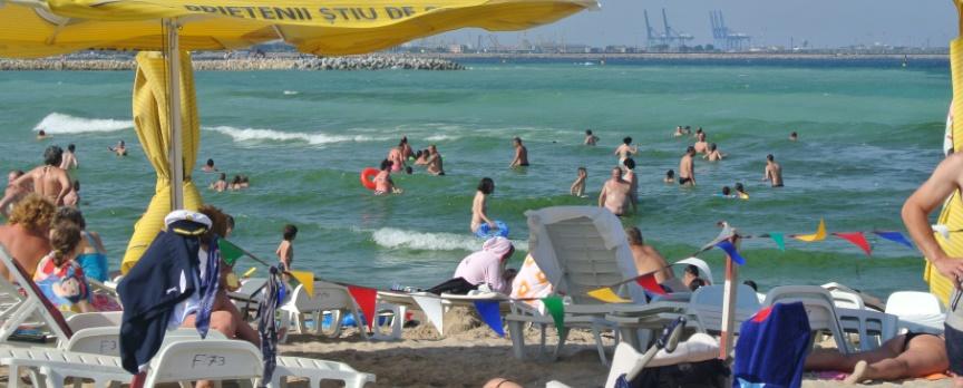 Alegeti cu atentie plaja pentru vara 2016 – ce plaje au cea mai buna calitate a apei de imbaiere