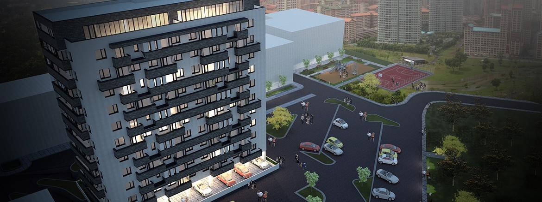 Metropolitan Towers si Nord Residences – apartamente noi de vanzare in Tomis Nord