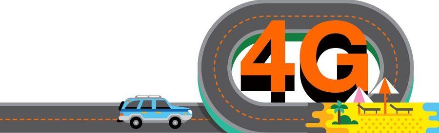 Orange extinde acoperirea 4G pe drumul Bucuresti – Constanta – Vama Veche, dar si spre Brasov