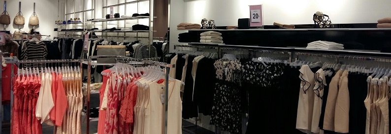 Brandul de moda MOTIVI a investit 150.000 de euro pentru noul magazin din Constanta, din City Park
