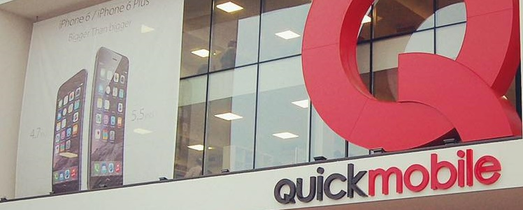 QuickMobile in Constanta – magazin in City Park