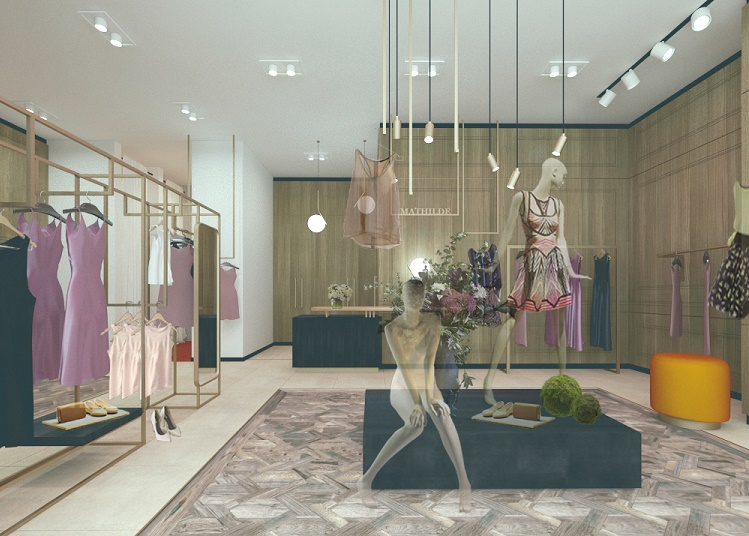 Simulare magazin Mathilde