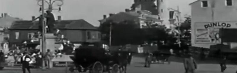 Constanta 1929 – filmare rara facuta de oaspeti italieni in Constanta