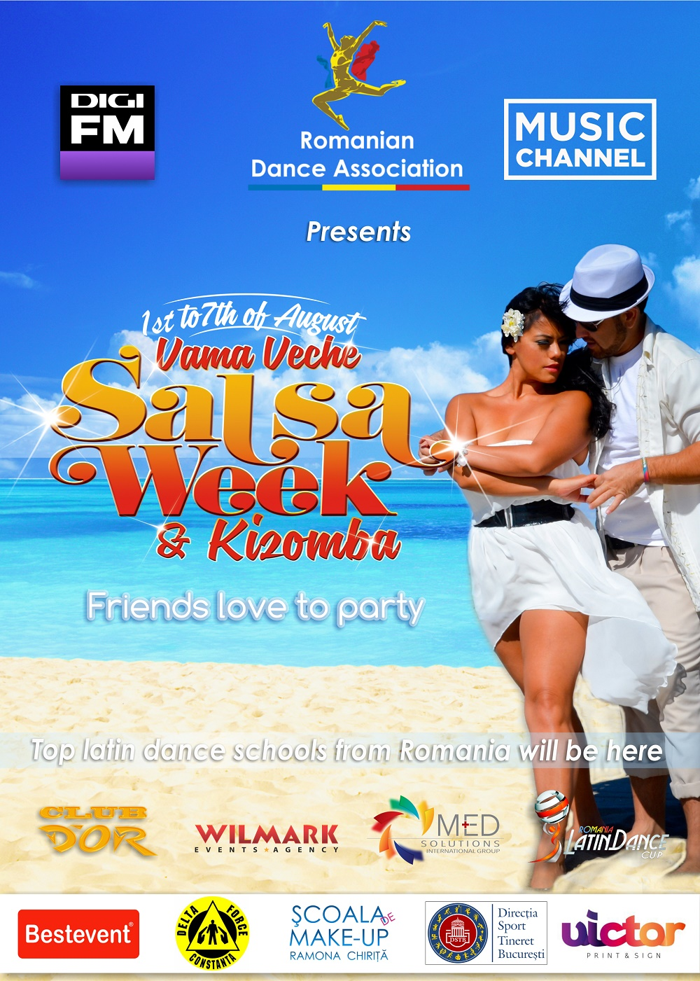 Poster Salsa Week