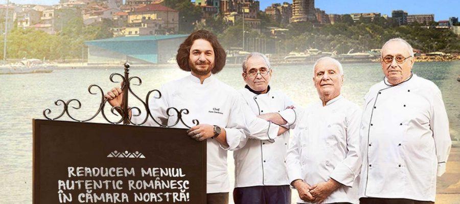 In Saptamana Romaneasca, Lidl aduce restaurantul La Iordache in Constanta