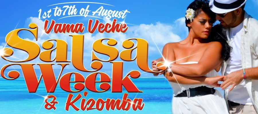 Salsa Week & Kizomba 2016 – in perioada 1-7 august 2016, la Vama Veche