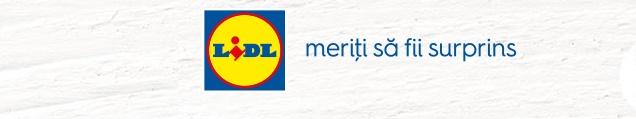 Salarii mai mari la Lidl: fiecare angajat Lidl cu norma intreaga castiga peste 2199 lei brut, cu tot cu bonurile de masa