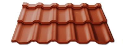Caracteristici ale unui acoperis din tigla metalica